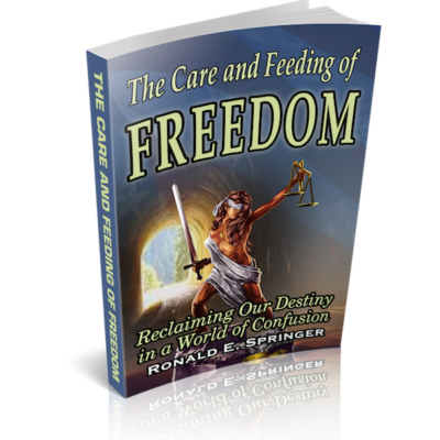The Care and Feeding of Freedom 3D cover