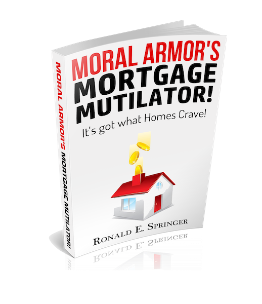 Moral Armor's Mortgage Mutilator 3D Cover